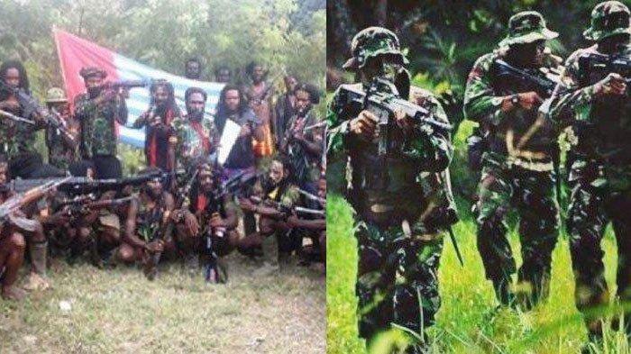 Ilustrasi: KRONOLOGI Markas KKB Papua Digerebek TNI di Intan Jaya, 70 Separatis Kocar-kacir & 1 Tertembak