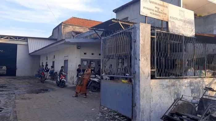 Densus 88 Temukan Pistol dan Amunisi di Gudang  Jl Kunti Sidotopo
