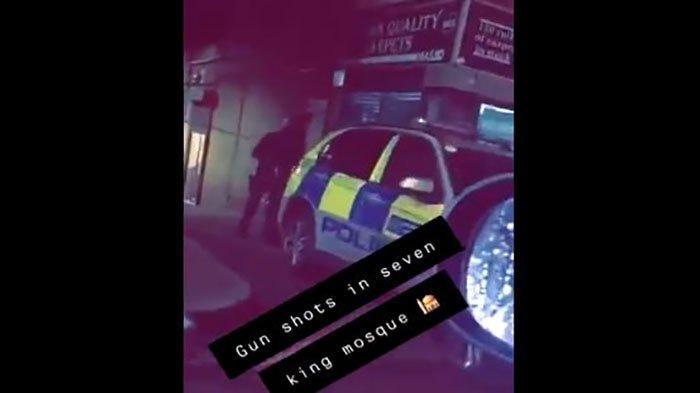 Kronologi Pria Lepaskan Tembakan Dalam Masjid di Inggris Saat Sholat Tarawih, Pelaku Tak Ditangkap