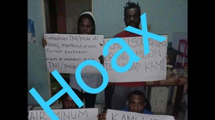 Kronologi Sebenarnya Video Hoax TNI-Polri Seolah-olah Kepung Asrama Mahasiswa Papua, Viral di Medsos
