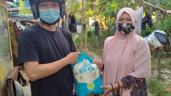 Level PPKM di Jawa - Bali Turun, KSI Lanjutkan Kirim Donasi Beras Al-Aqsa  ke Kalimantan Timur