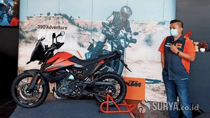 KTM 390 Adventure Sudah Bisa Dipesan di Surabaya, Punya DNA Seri Dakar, Harganya