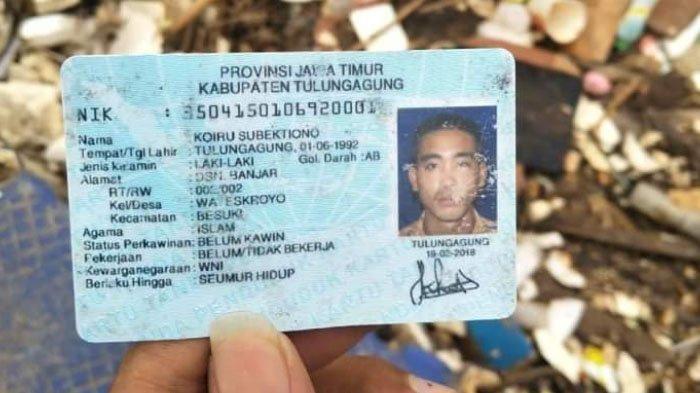 BREAKING NEWS - Warga Tulungagung Meninggal, Jadi Korban Banjir Jakarta, Ini Identitasnya