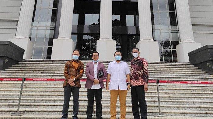 Sengketa Hasil Pilwali Surabaya 2020, Machfud Arifin Minta MK Diskualifikasi Kemenangan ErJi