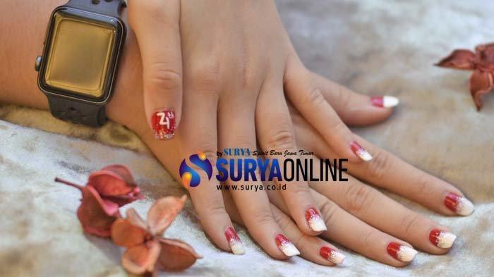 Galeri Foto Kuku Merah Putih Nail Plus untuk Sambut HUT Kemerdekaan RI ke-74