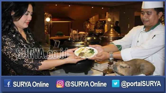 Safari Food, Menu Makanan Tradisional Nusantara ada di Hotel ini