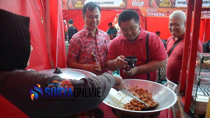 Pucuk Coolinary X Jatim Fair, Citarasa Manis, Gurih dan Pedas Jadi Tren Pecinta Kuliner Jatim
