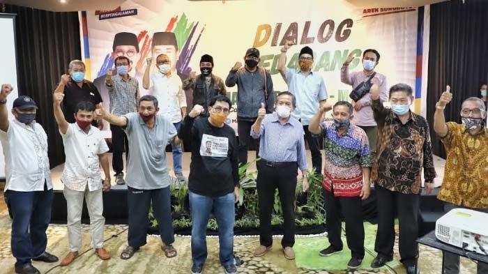 10 Tahun Tidak Ada Perubahan, Pedagang Pasar se-Surabaya Dukung Machfud Arifin