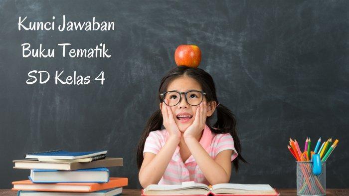 Kunci Jawaban SD Kelas 4 Halaman 171-179