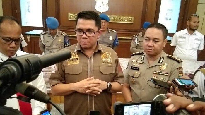 Kunker ke Polda Jatim, Anggota DPR RI Pantau Penyidikan Kasus MeMiles