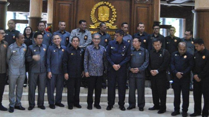 DPRD Jatim Titip Pesan ke Lemhanas: Tiru Jatim, Mari Wujudkan Rekonsiliasi Nasional Pasca Pemilu