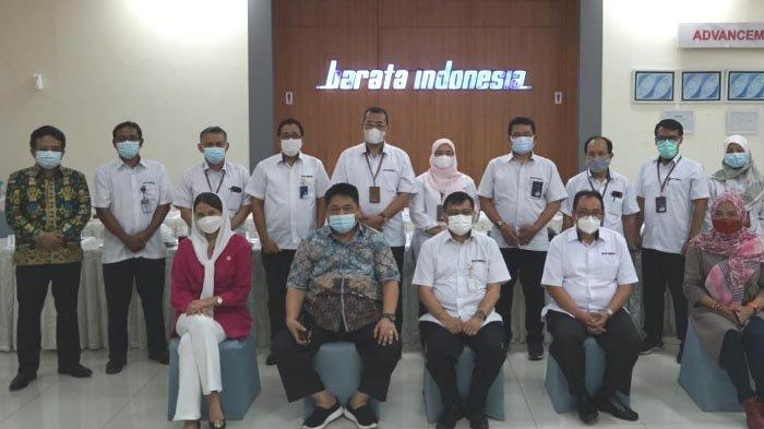 Kunjungi Barata Indonesia, Komisi VII DPR Dorong Peningkatan Local Content Proyek Strategis Nasional