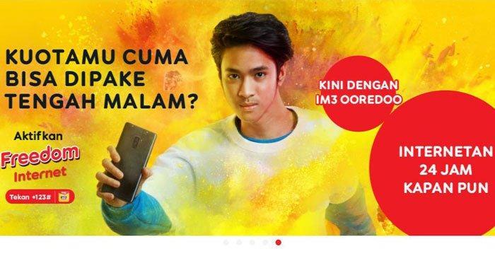 Cara Beli Kuota Murah Freedom Internet Indosat Ooredoo, Wilayah Surabaya Paket 10 GB Cuma Rp 50 Ribu