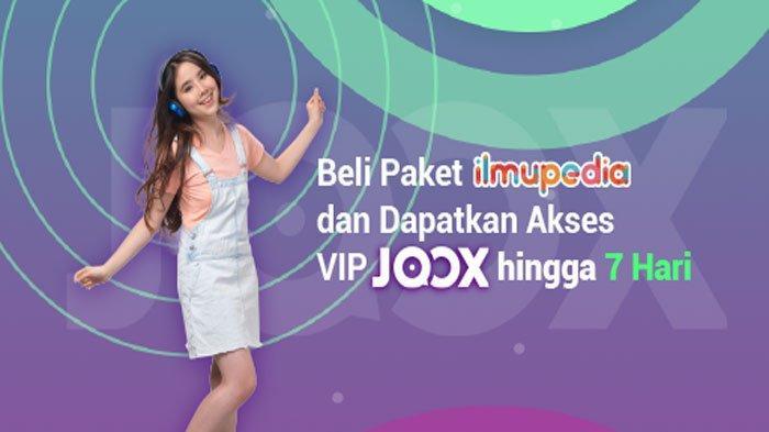 Cara Beli Kuota Telkomsel Ilmupedia 25 GB Harga Mulai Rp 9000, Gratis Akses JOOX VIP Selama 7 Hari