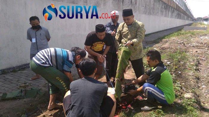 Rayakan Idul Adha, Warga Binaan Lapas Lowokwaru Malang Nikmati Gule dan Krengsengan