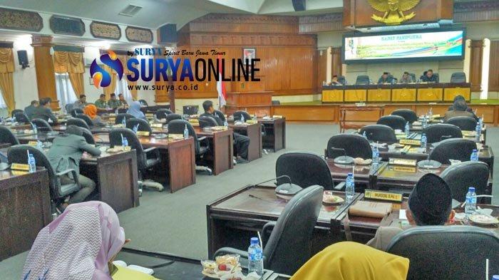 18 Anggota DPRD Tuban 'Bolos' Paripurna KUA-PPAS APBD 2019. Ternyata