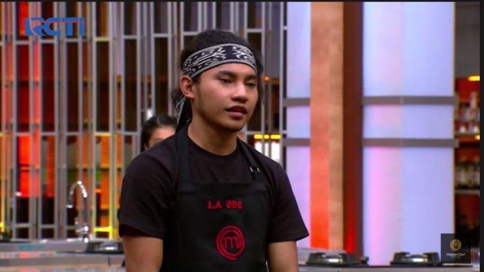 Biodata La Ode Masterchef Indonesia 8 yang Disorot saat Pressure Test dan Bikin Chef Juna Terkesima