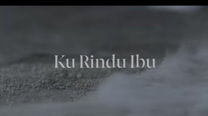 Rizky Febian dalam lagu Ku Rindu Ibu