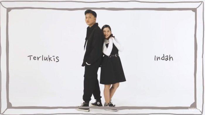Lirik Lagu Terlukis Indah - Rizky Febian & Ziva Magnolya yang Dirilis 9 Juli, Videonya Trending