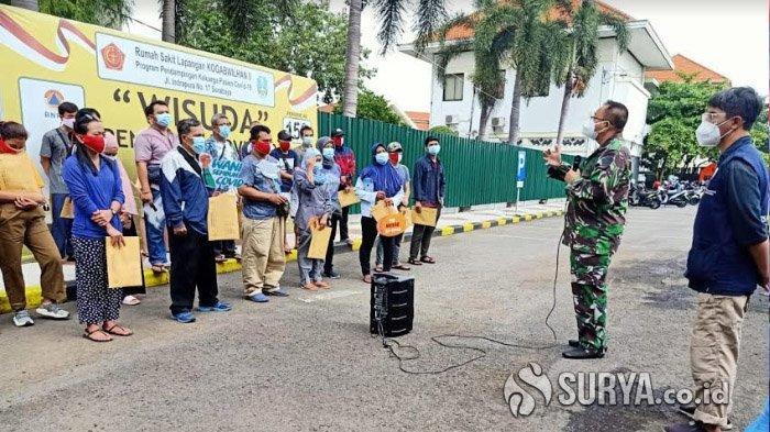 RS Lapangan Kogabwilhan II Surabaya Kembali Dibanjiri Pasien Covid-19, Melonjak Hampir 400 Persen