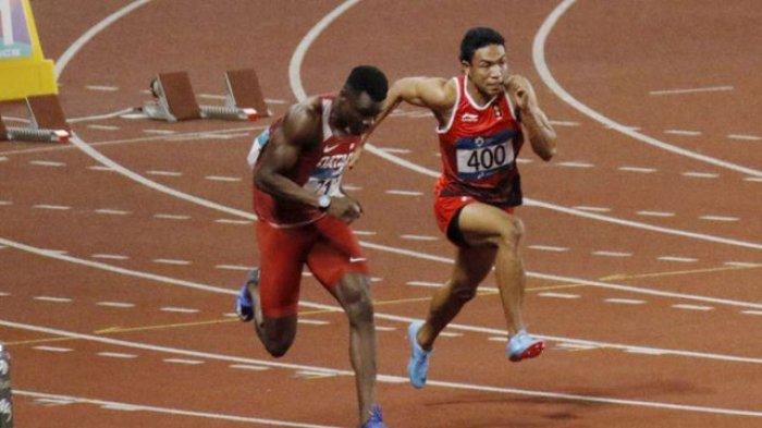 Zohri Tidak Sabar Berlari Kejar Medali di Olimpiade Tokyo 2020