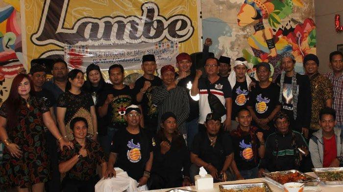 Group Spiritual Indonesia Buka Bersama di Pujasera Lambe Toerah