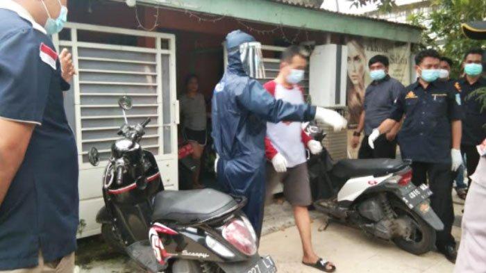 Polisi Ketakutan saat Tangkap Pengedar Sabu di Lamongan, Agus ternyata Positif Covid sedang Isolasi