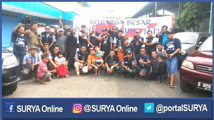 Komunitas Daihatsu Taruna Jatim Rencanakan Bakti Sosial di Malang sampai Madura