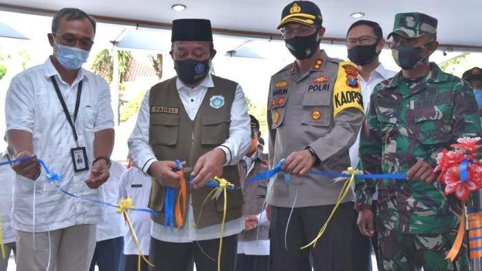Harapan Kapolres AKBP Harun seusai Launching Kantor Tangguh di Kabupaten Lamongan