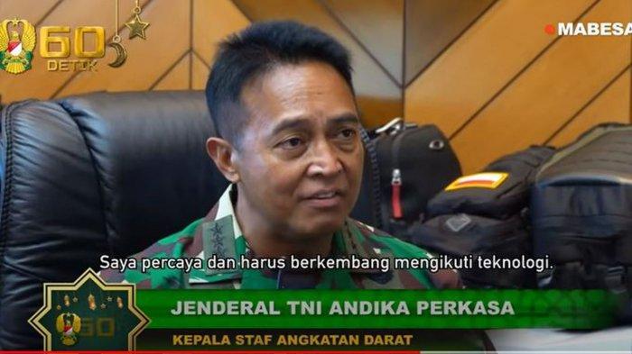 Langkah Jenderal Andika Perkasa Tingkatkan Teknologi Militer TNI AD, Ajak Kerja Sama 4 Negara
