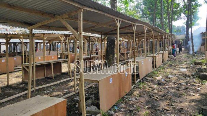 Pedagang Pasar Madyopuro Kota Malang Diberi Waktu 2 Pekan untuk Pindah ke Lapak Sementara