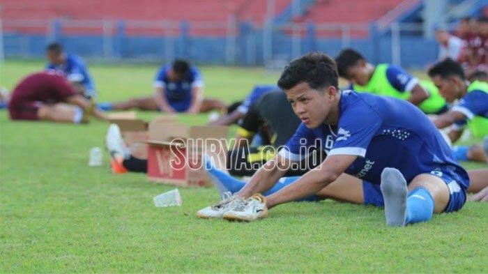 Jelang Piala Menpora, Persik Kediri Jalani Latihan Perdana Tanpa Pelatih Kepala