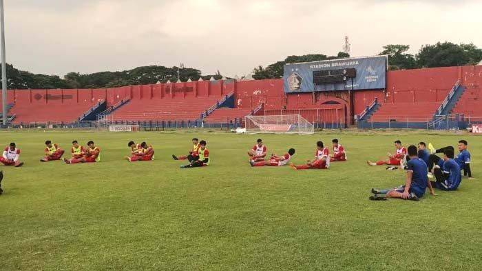 Pemain Persik Kediri Diminta Jaga Kondisi Tubuh selama Libur Idul Fitri 2021, Latihan kembali 18 Mei