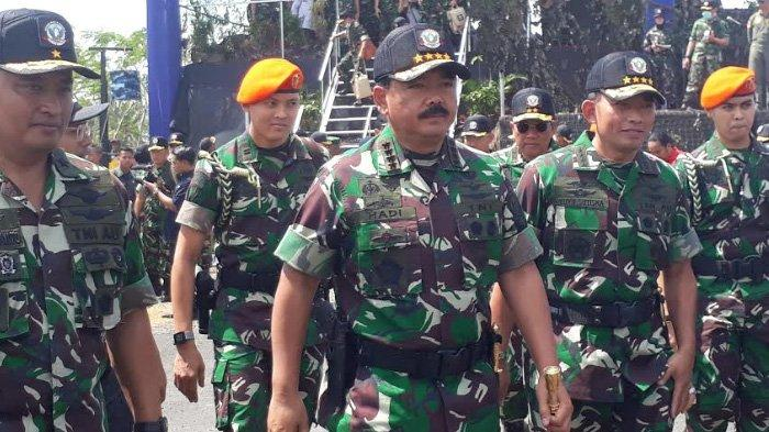Daftar Kenaikan Pangkat TNI Terbaru, Seorang Anak Buah Jenderal Andika Perkasa Sandang Bintang 3
