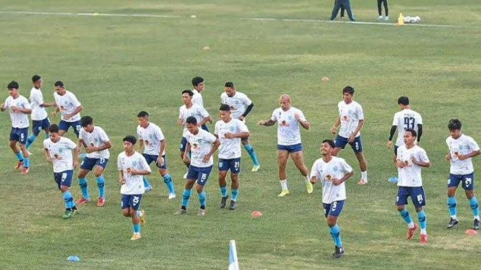 Jelang Laga Lawan Madura United, Pelatih Persela Lamongan : Ada Celah yang Bisa Dimanfaatkan