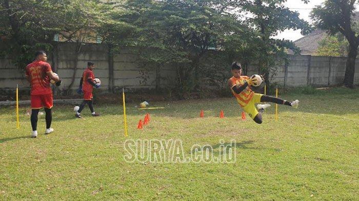 Matangkan Persiapan Jelang Liga 3 Jawa Timur, PSPK Pasuruan Raya Genjot Latihan