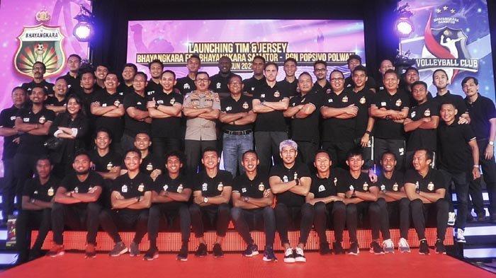 Launching Skuad Musim Liga 1 2020, Bhayangkara FC Pasang Target Juara