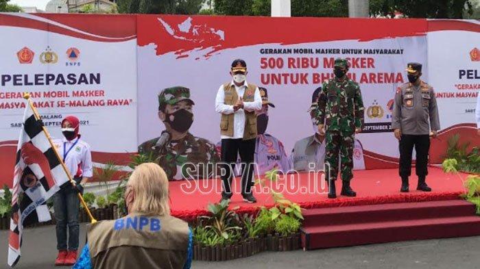 Penurunan Level PPKM di Jawa Timur, Kapolri Ingatkan Tetap Jaga Protokol Kesehatan