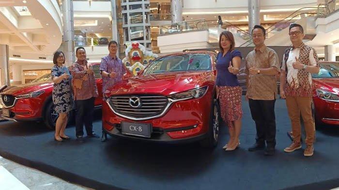All New Mazda CX-8 Diluncurkan Siang ini di Surabaya