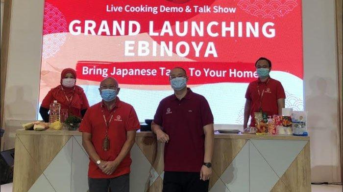 PMMP Launching Ebinoya untuk Pasar Domestik setelah hanya Main di Pasar Ekspor