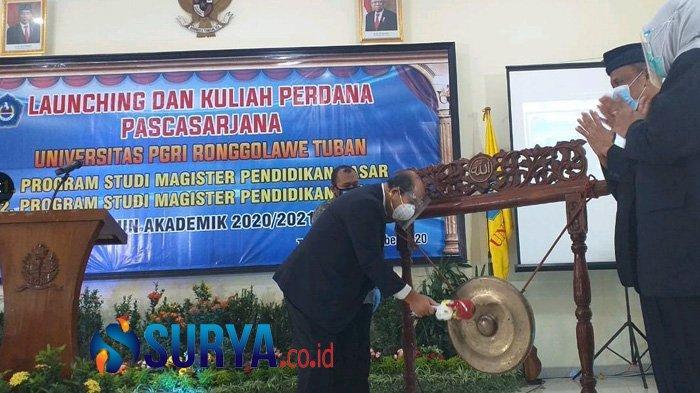 LLDikti Jatim Puji Unirow Tuban Berkembang Pesat Berkat Program Pascasarjana - launching-program-pasca-sarjana1.jpg