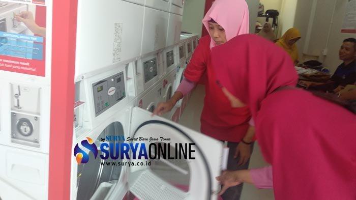 Usaha Laundry Mandiri Mulai Agresif Masuk Pasar Surabaya