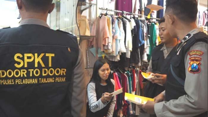 SPKT Door-to-Door, Layanan Polres Perak terkait Pengurusan Surat-surat ini Tanpa ke Kantor Polisi