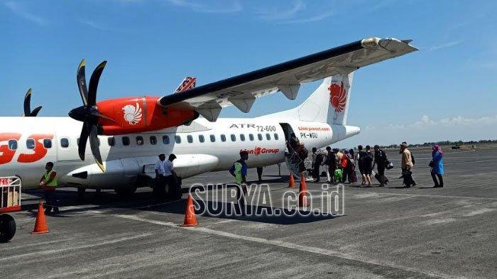 Catat, Terminal Keberangkatan Lion Air dan Wings Air di Bandara Juanda Kini Pindah ke 1A