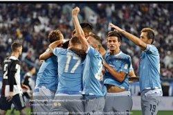 HASIL LIGA ITALIA, Lazio vs Roma 3-2, Lazio Naik ke Urutan 6 Klasemen