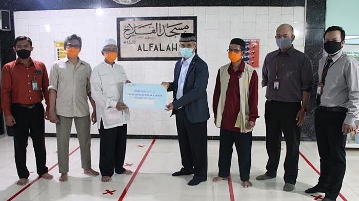 Laznas BSMU Permudah Donasi dan Penyaluran Bantuan di Ramadan Hebat 1442 H