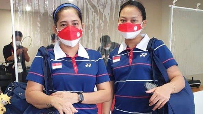 Leani Ratri Oktila, atlet badminton Indonesia yang melaju ke final Paralimpiade Tokyo 2020.