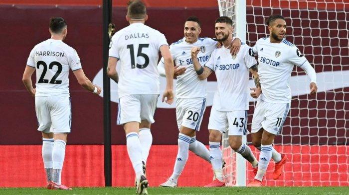 Liga Inggris: Leeds United vs Man City, Uji Konsistensi Skuad Marcelo Bielsa, LIVE NET TV 23:30 WIB