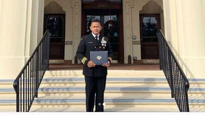 Letkol Tri Yudha Eks Komandan Paspampres Jokowi Raih Prestasi di AS, Lulus dengan Predikat Cumlaude
