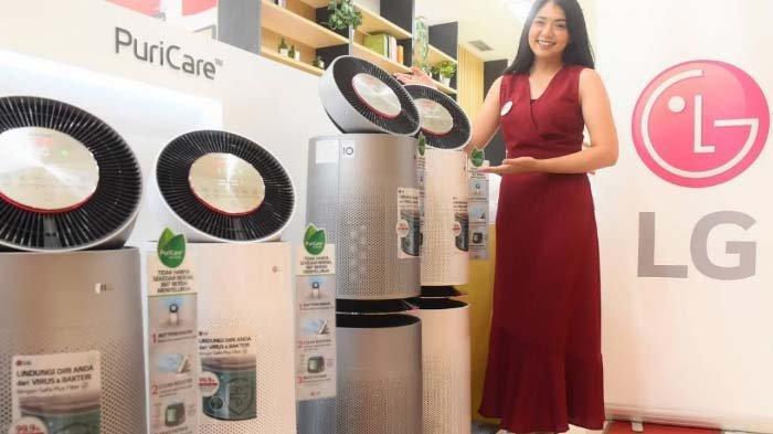 LG Pasarkan PuriCare 360° Air Purifier saat Permintaan Pasar Meningkat